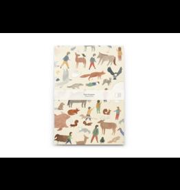 Petit Gramme Notitieboekje Large , Et Demain -  21 x 29,7 cm - 64 pagina's
