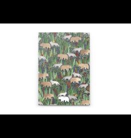 Petit Gramme Notitieboekje Large , Toundra -  21 x 29,7 cm - 64 pagina's