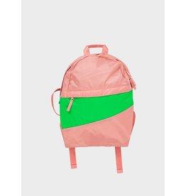 Susan Bijl Foldable Backpack Try & Greenscreen - Medium: 40 x 25 x 10 cm