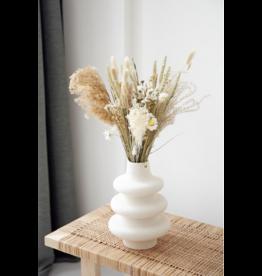 Wildflowers by floriette Boeket  droogbloemen in verzenddoos - Naturel