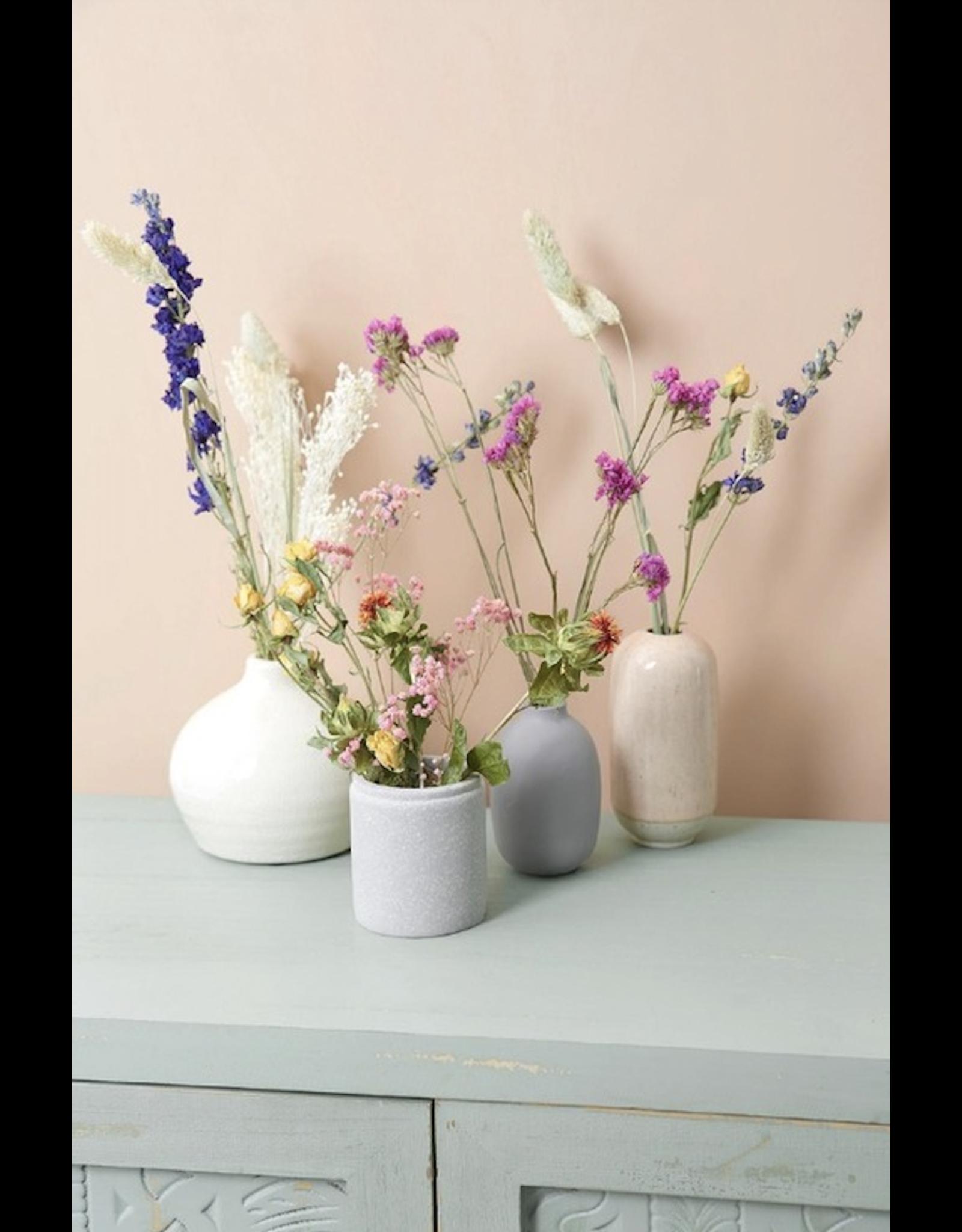 Wildflowers by floriette Boeket droogbloemen in verzenddoos - Roos