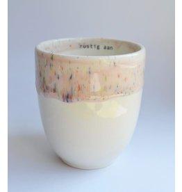 Kesemy design 'Rustig aan' Cup - 350ml - Ø 9 x 10,5 cm