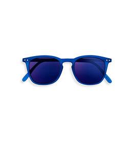 Izipizi Zonnebril - #E - King Blue, Blue mirror lenses