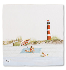Storytiles Tegel - Ziltig zand van Ameland