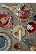 Bloomingville Bestek Rosé - RVS - Set van 4 (mes, vork, lepel, koffielepel)