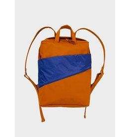 Susan Bijl Backpack, Sample & Electric Blue