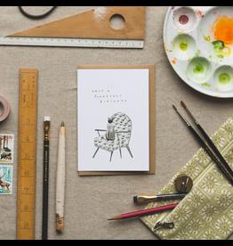 Dear Prudence Wenskaart - Java - Dubbele kaart + Envelop - 10 x 15 cm