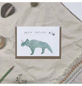 Dear Prudence Wenskaart - Magnus - Dubbele kaart + Envelop - 10 x 15 cm