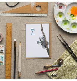 Dear Prudence Wenskaart - Frank - Dubbele kaart + Envelop - 10 x 15 cm