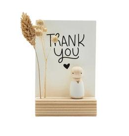 "Sweet Petite Jolie Cadeaudoosje ""Thank you"""