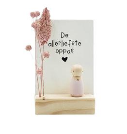 "Sweet Petite Jolie Cadeaudoosje ""De allerliefste oppas"""
