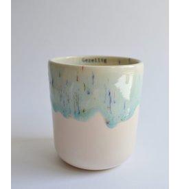 Kesemy design 'Gezellig' Cup - 300ml - Ø 9 x 8,5 cm