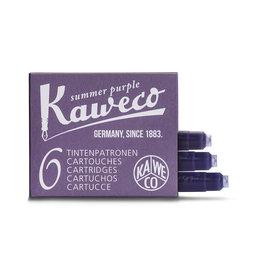 Kaweco Kaweco Ink cartridges - Summer Purple -  6-pack
