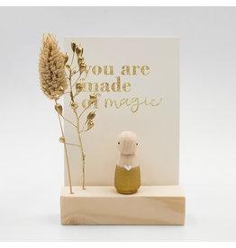 """Sweet Petite Jolie Cadeaudoosje """"You are made of magic"""""""
