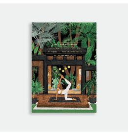 ATWS Notitieboekje Yoga - 14,8 x 21 cm