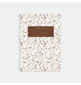 ATWS Notitieboekje Terrazzo - 14,8 x 21 cm