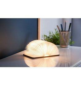 Gingko Smart Book Light - Maple - 9 x 12,2 x 2,5 cm