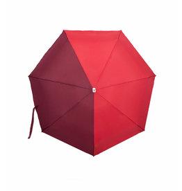 Paraplu Jules - Burgundy / Red