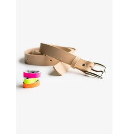 Puc Belt - Nude + 4 loops