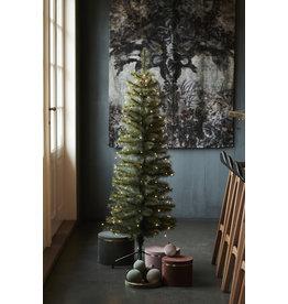 Sirius Alvin Kerstboom - H 60 cm - 20 LED - Groen