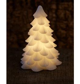 Sirius Clara Kerstboom -LED - Ø 13 x H 23 - Wit