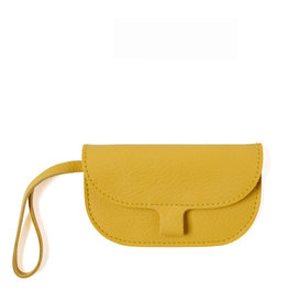 Keecie Wallet, Small Wishes - Yellow
