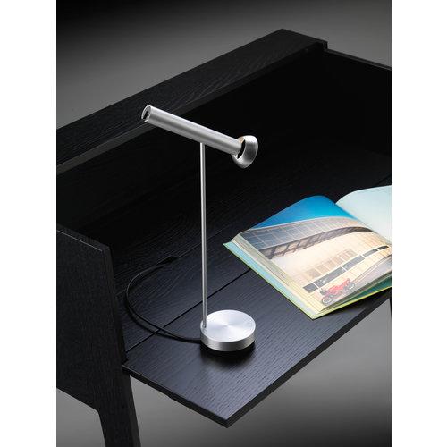 Baltensweiler TOPOLED tafellamp | aluminium
