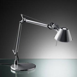 Artemide Tolomeo Micro tafellamp | gepolijst aluminum