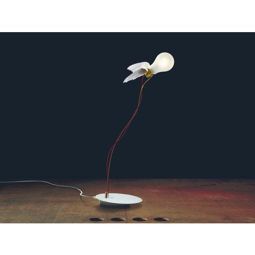 Ingo-Mauer Lucellino tafellamp wit