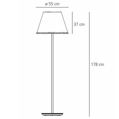 Artemide Choose vloerlamp