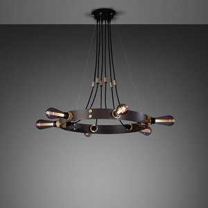Buster + Punch SALE Buster & Punch Hero Light Graphite/Brass