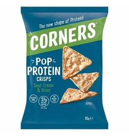 Corner Pop Corners Pop Protein Sour Cream & Onion 85g