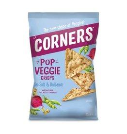 Corner Pop Corners Pop Veggie Sea Salt & Balsamic 85g