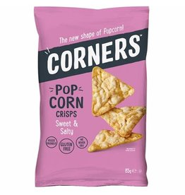 Corner Pop Corners Pop Corn Sweet & Salty 85g