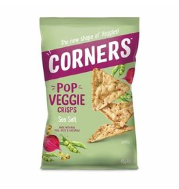 Corner Pop Corners Pop Veggie Sea Salt 85g