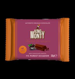 King Monty Chocoladetablet  Snack Purest Ecuador