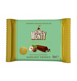 King Monty King Monty Snack Hazelnut Crunch