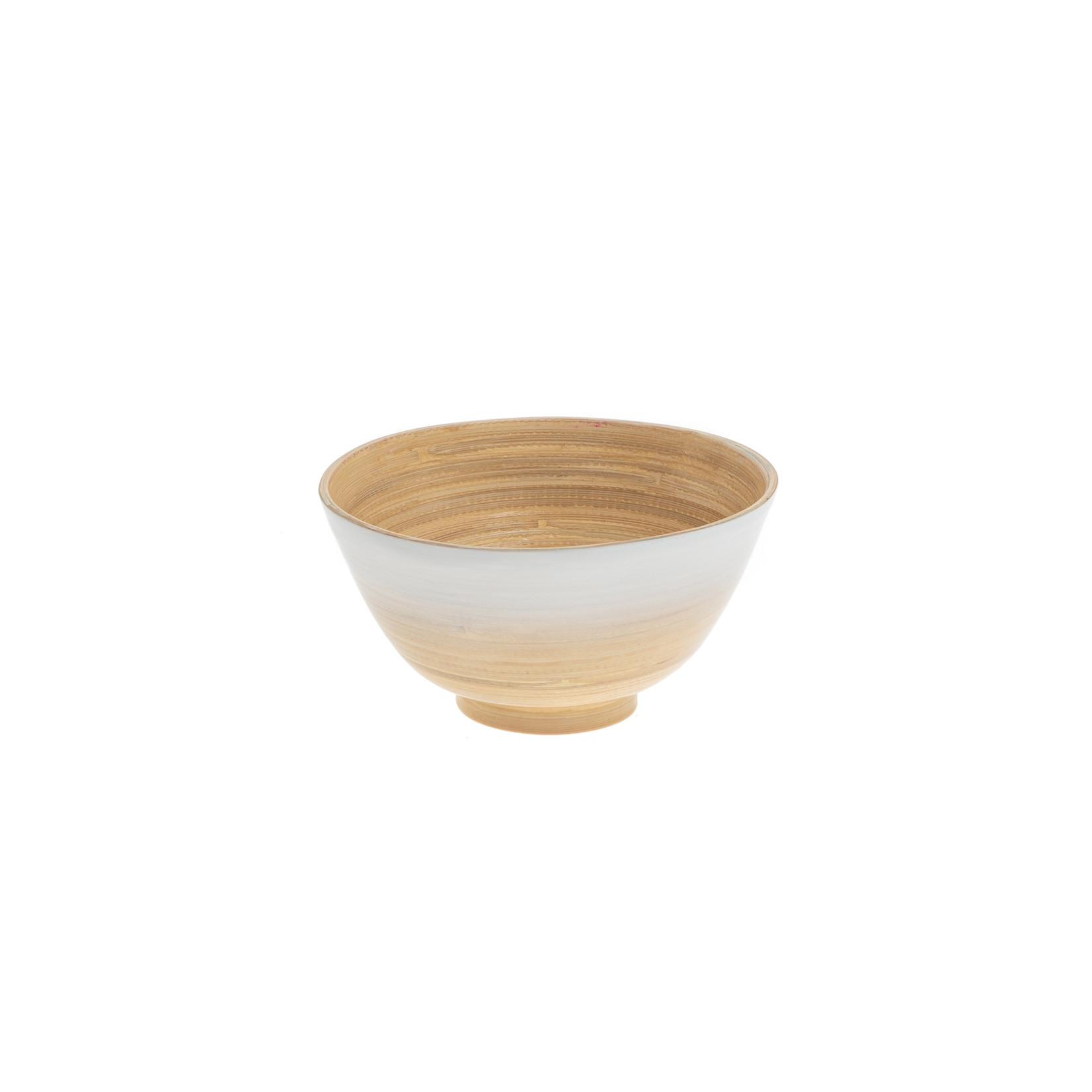 Bamboe natural salad bowl