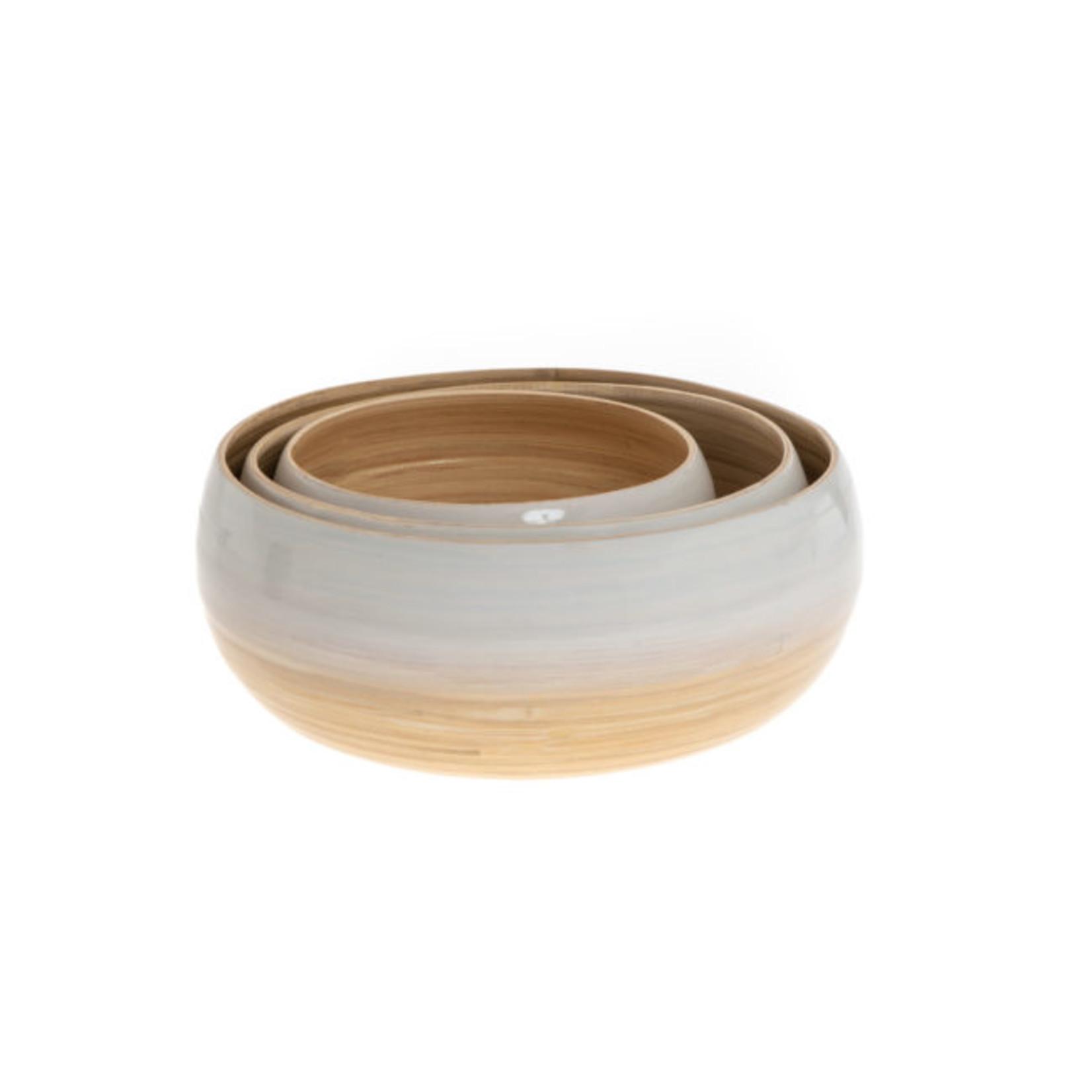 Bamboe schalen set (classic)