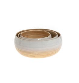 LO tableware Bamboe Classic set