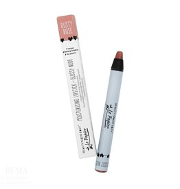 Le papier Voedende lipstick - Glossy Nudes - DUSTY ROSE - 6 g