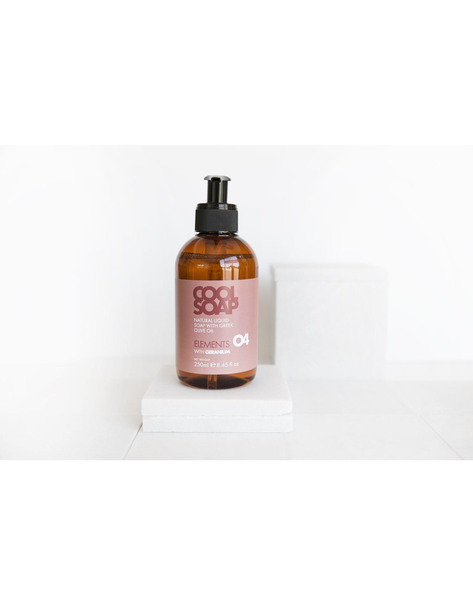 Cool Soap Zeepdispenser 04 - Geranium - 250 ml
