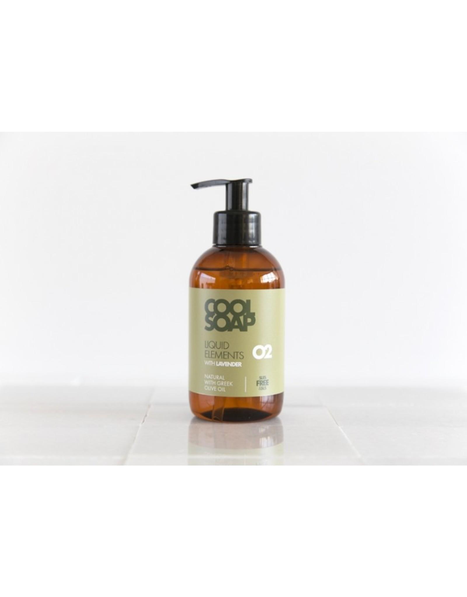 Cool Soap Zeepdispenser 02 - Lavender - 250 ml
