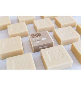 Cool Soap Zeepblok Jasmijn - 115gr