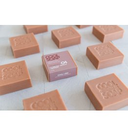 Cool Soap Zeepblok Geranium - 115gr