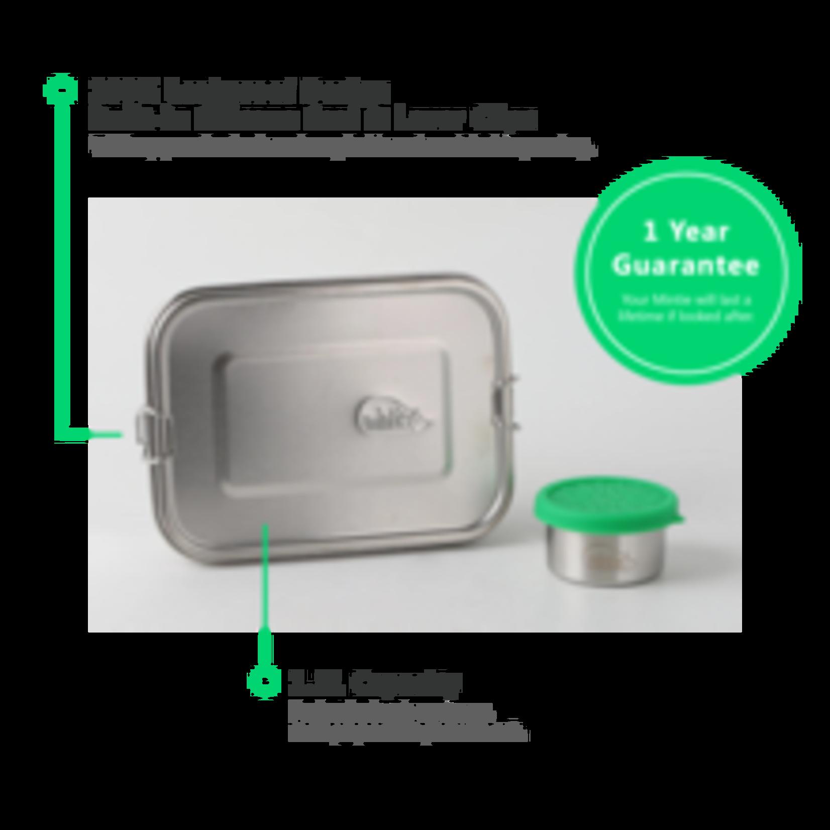 MintieSnug Set ( zakje + lunch box + snack pot )