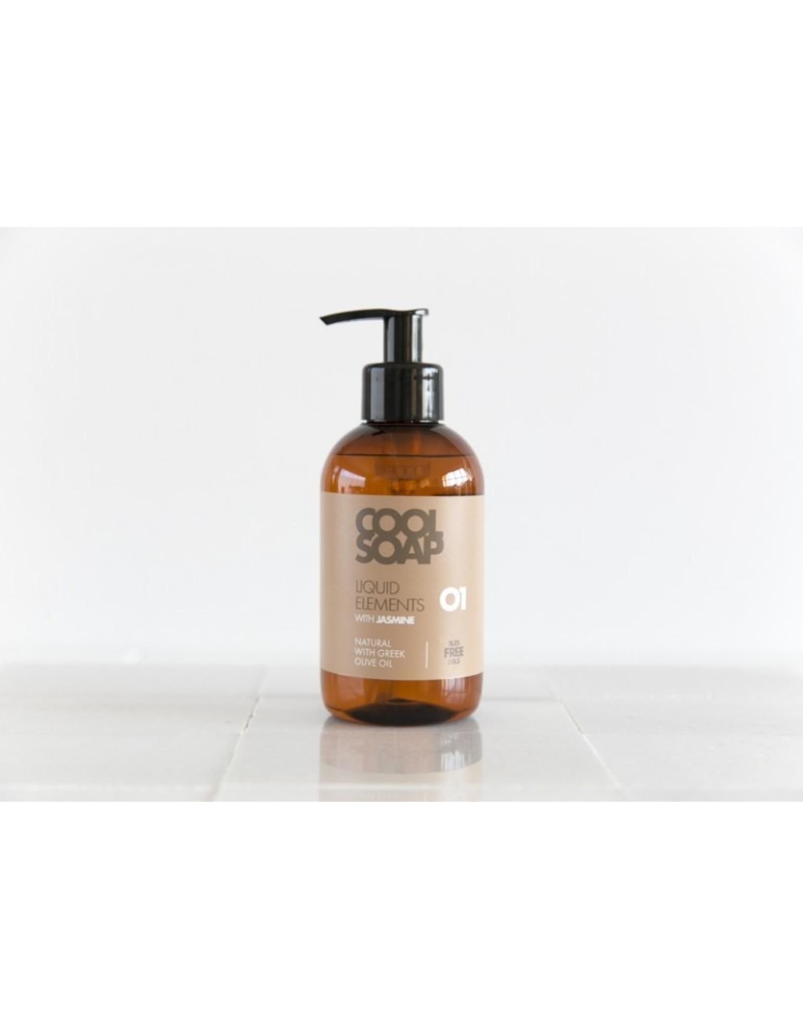 Cool Soap Cool Soap Liquids 01 - Jasmine - 250 ml