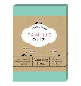 Lannoo Vertel eens familie quiz