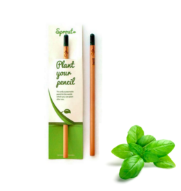 Sprout Plant your pencil - Basil