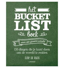 Lannoo Bucketlist voor een groene wereld